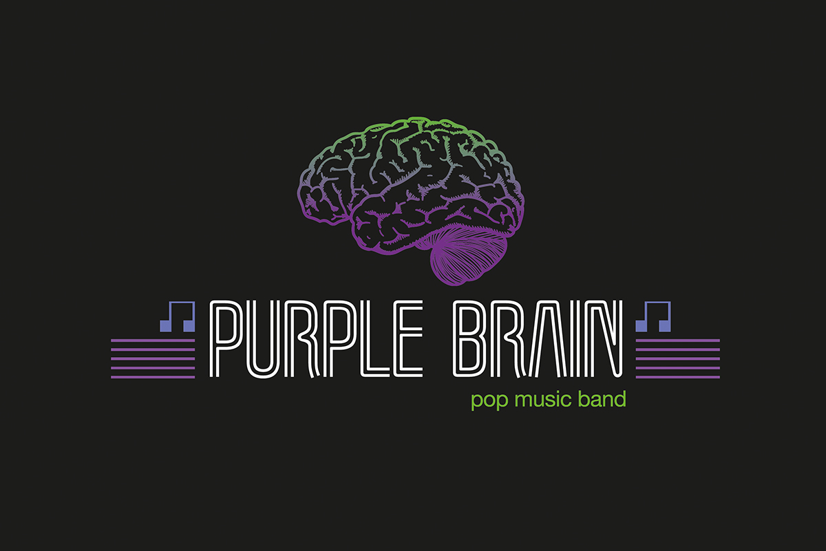banda-para-casamento-banda-purple-brain-arte